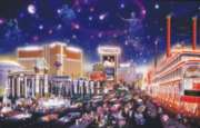Luck Be a Lady (Las Vegas)  - 1000pc Jigsaw Puzzle By Sunsout