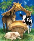 Born in a Manger - 200pc Jigsaw Puzzle By Sunsout