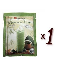 Big Train Blended Ice Green Tea (Dragonfly) - Single Serve Packet