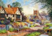 Village Charms - 1500pc Jigsaw Puzzle by Castorland