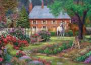 The Sweet Garden - 1000pc Jigsaw Puzzle By Holdson
