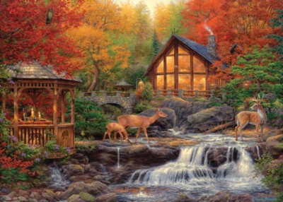Jigsaw Puzzles - Colours of Life