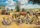 Harvest Lunch - 1000pc Jigsaw Puzzle By Holdson