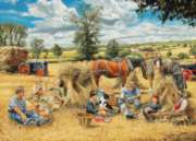Jigsaw Puzzles - Harvest Lunch