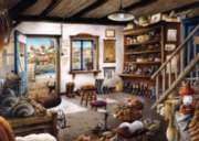 The Cobbler Shop - 1000pc Jigsaw Puzzle By Holdson