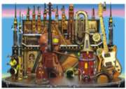 Music Castle - 1500pc Jigsaw Puzzle by Perre