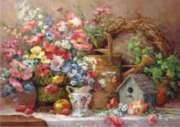 Perre Jigsaw Puzzles - Garden Medley