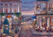 Cafe Des Musees - 2000pc Jigsaw Puzzle by Perre