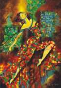 Dancing With Colors - 500pc Jigsaw Puzzle by Perre