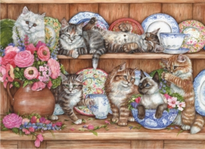 Perre Jigsaw Puzzles - Kittens