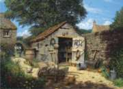 Potting Shed - 1000pc Jigsaw Puzzle by Perre