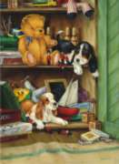 Intruders - 1000pc Jigsaw Puzzle by Perre