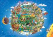 Jigsaw Puzzles - The Earth