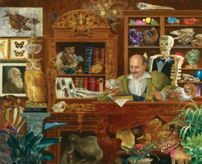 The Natural Philosopher - 1500pc Jigsaw Puzzle By Sunsout