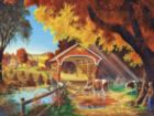 Autumn Morning - 300pc EZ Grip Jigsaw Puzzle By White Mountain