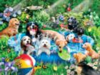Splish Splash - 300pc EZ Grip Jigsaw Puzzle By White Mountain