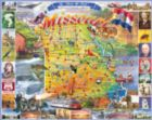 Missouri - 1000pc Jigsaw Puzzle by White Mountain