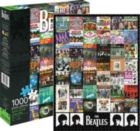 Beatles- Singles - 1000pc Jigsaw Puzzle by Aquarius