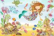 Junior Mermaid - 24pc Floor Puzzle By Ravensburger