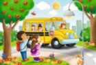 Going to School - 24pc Floor Puzzle By Ravensburger