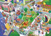 Jigsaw Puzzles for Kids - Busy City