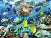 Underwater Paradise - 150pc Jigsaw Puzzle by Ravensburger