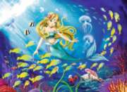 Jigsaw Puzzles for Kids - Little Mermaid
