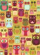 Owls  - 100pc Jigsaw Puzzle by Ravensburger