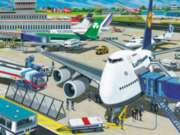 Airport - 100pc Jigsaw Puzzle by Ravensburger