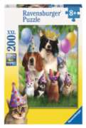 Animal Party - 200pc Jigsaw Puzzle by Ravensburger