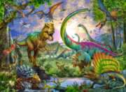 Real of the Giants - 200pc Jigsaw Puzzle by Ravensburger
