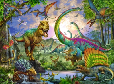 Ravensburger Jigsaw Puzzles - Realm of the Giants