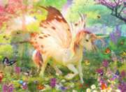 Magical Forest Unicorn - 300pc Jigsaw Puzzle by Ravensburger