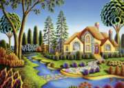 Ravensburger Large Format Jigsaw Puzzles - Cottage Dream