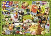 Ravensburger Large Format Jigsaw Puzzles - Let's Golf