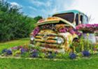 Flower Truck - 500pc Large Format Jigsaw Puzzle By Ravensburger