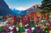 Flowery Mountains - 3000pc Jigsaw Puzzle by Ravensburger