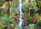 In the Jungle - 9000pc Puzzle by Ravensburger