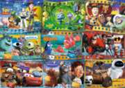Disney-Pixar�: Disney-Pixar Movies  - 1000pc Jigsaw Puzzle by Ravensburger