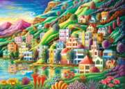 Dream City - 1000pc Jigsaw Puzzle By Ravensburger
