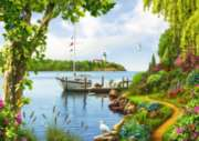 Boat Days - 1000pc Jigsaw Puzzle By Ravensburger