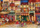 Streets of France - 1000pc Jigsaw Puzzle By Ravensburger