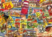 Route 66 - 1000pc Jigsaw Puzzle By Ravensburger