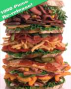 Snack Stack - 1000pc Jigsaw Puzzle by Springbok