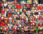 Nutcracker Collection - 1000pc Jigsaw Puzzle by Springbok