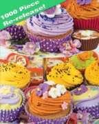 Cupcakes - 1000pc Jigsaw Puzzle by Springbok