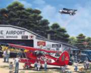 Spirit of Coca-Cola - 1000pc Jigsaw Puzzle by Springbok