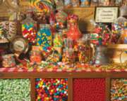 Sweet Shoppe - 1000pc Jigsaw Puzzle by Springbok