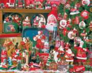 A Coca-Cola Christmas - 1500pc Jigsaw Puzzle by Springbok