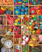 Hard Jigsaw Puzzles - Tiny Treasures